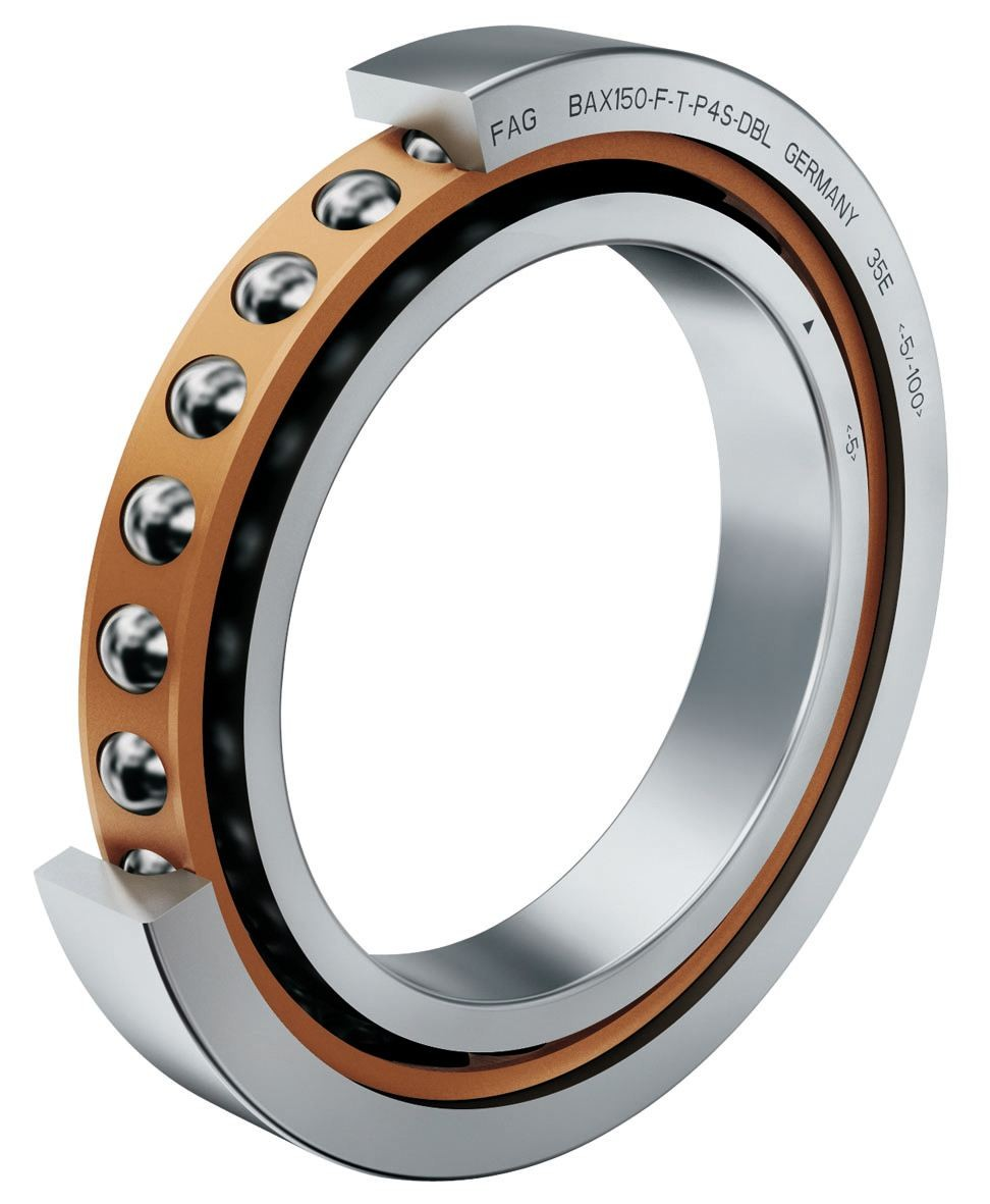 Barden 107HERRDUL Spindle & Precision Machine Tool Angular Contact Bearings