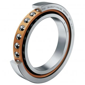 40 mm x 110 mm x 27 mm  Timken 7408W Angular Contact Bearings