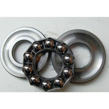 55 mm x 120 mm x 49.2 mm  Rollway 3311 2RS Angular Contact Bearings