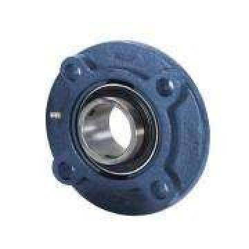 3 in x 5.3000 in x 8.7500 in  Dodge FCE300R Flange-Mount Roller Bearing Units